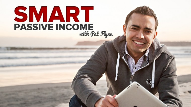 Pat Flynn from Smart Passive Income