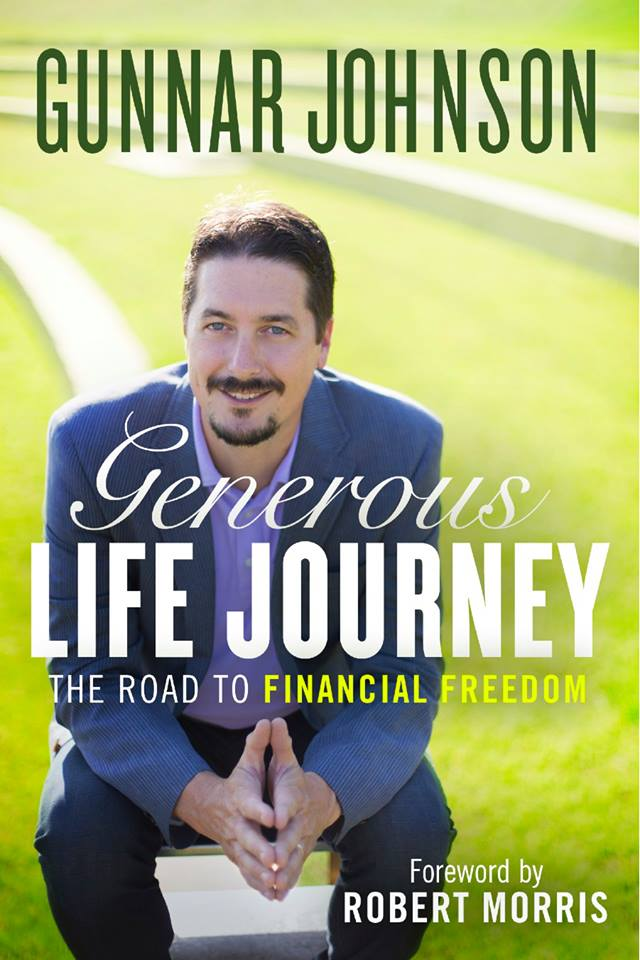 Ccc031 generous life journey with gunnar johnson cash for Generous living